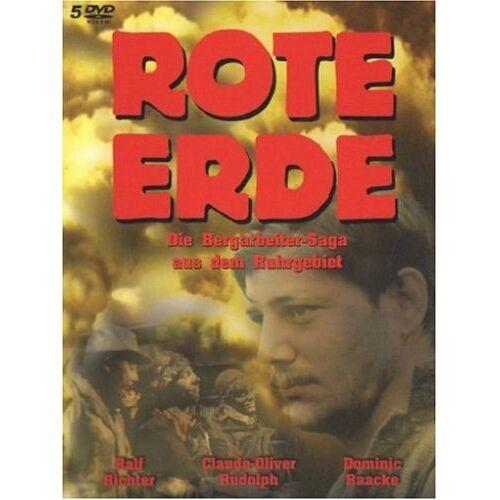 Klaus Emmerich - Rote Erde - Die Bergarbeiter-Saga aus dem Ruhrgebiet - Teil 1 (5 DVDs) - Preis vom 22.04.2021 04:50:21 h