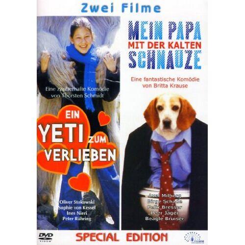 Thorsten Schmidt - Ein Yeti zum Verlieben / Mein Papa mit der kalten Schnauze - Preis vom 05.09.2020 04:49:05 h