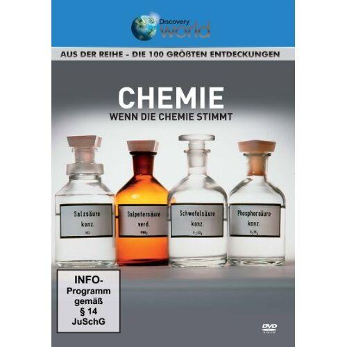 Doku Mentation - Chemie - Wenn die Chemie stimmt - aus der Reihe Die 100 größten Entdeckungen - Preis vom 06.05.2021 04:54:26 h