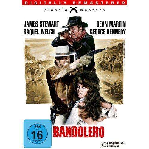 Andrew V. McLaglen - Bandolero - Preis vom 20.01.2021 06:06:08 h