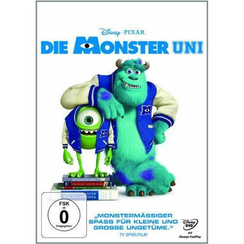 Elyas M'Barek - Die Monster Uni - Preis vom 07.05.2021 04:52:30 h
