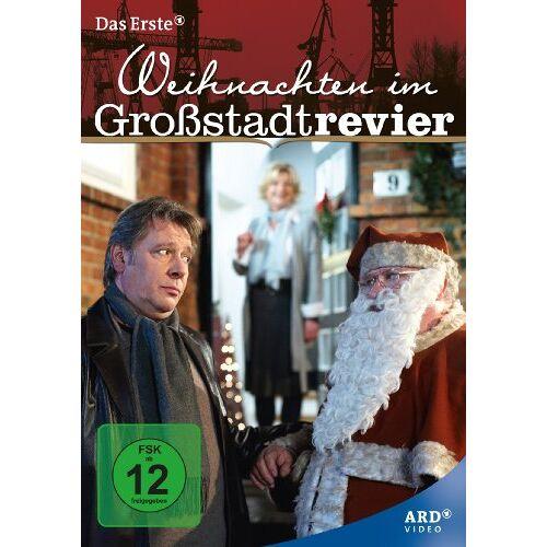 Peter Neusser - Großstadtrevier - Weihnachten im Großstadtrevier [2 DVDs] - Preis vom 11.04.2021 04:47:53 h
