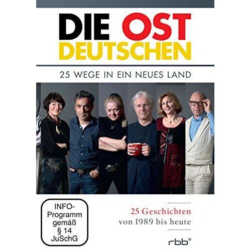 Lutz Pehnert - Die Ostdeutschen - 25 Wege in ein neues Land [3 DVDs] - Preis vom 12.04.2021 04:50:28 h