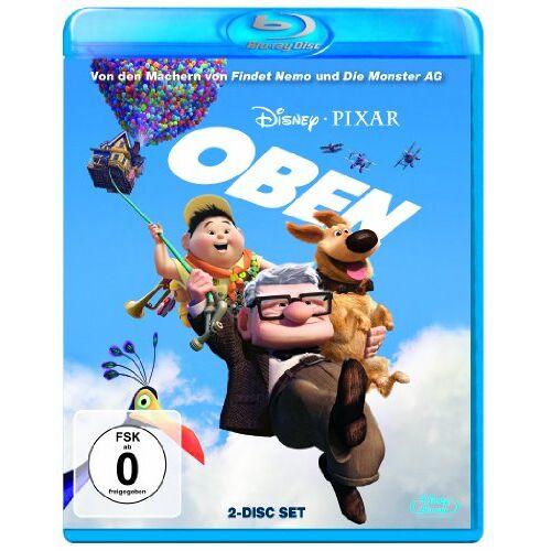 Pete Docter - Oben [Blu-ray] - Preis vom 10.09.2020 04:46:56 h