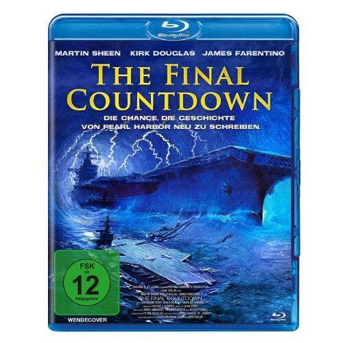 Taylor The Final Countdown [Blu-ray] - Preis vom 23.02.2020 05:59:53 h