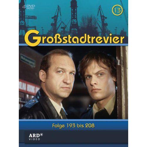 Jan Fedder - Großstadtrevier - Box 13/Folge 193-208 [4 DVDs] - Preis vom 18.10.2020 04:52:00 h