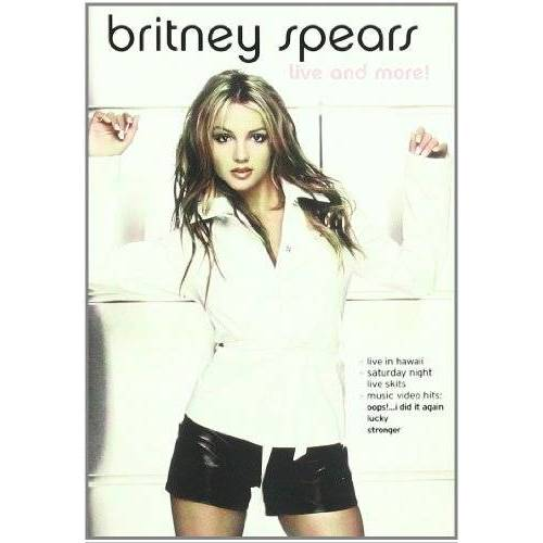 Britney Spears - Britney Spears : Live and More - Preis vom 20.10.2020 04:55:35 h