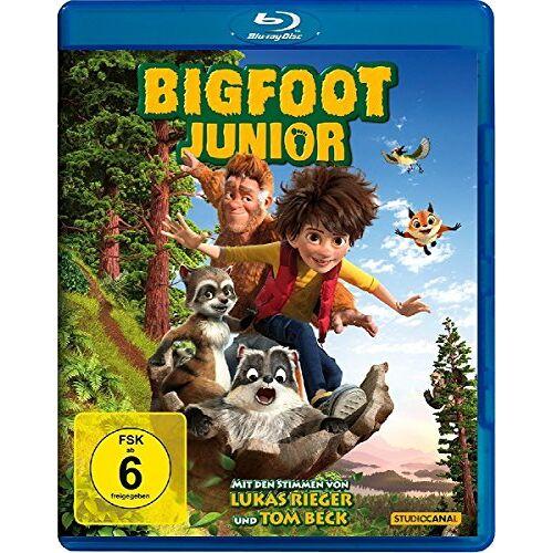 Ben Stassen - Bigfoot Junior [Blu-ray] - Preis vom 10.05.2021 04:48:42 h