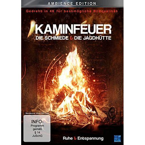Marc Kaminfeuer gedreht in 4K für bestmögliche Bildqualität - Die Schmiede & Die Jagdhütte - Preis vom 22.02.2021 05:57:04 h