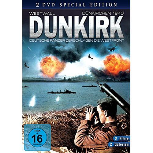 DX2F - Dunkirk (2 DVDs) - Preis vom 15.05.2021 04:43:31 h