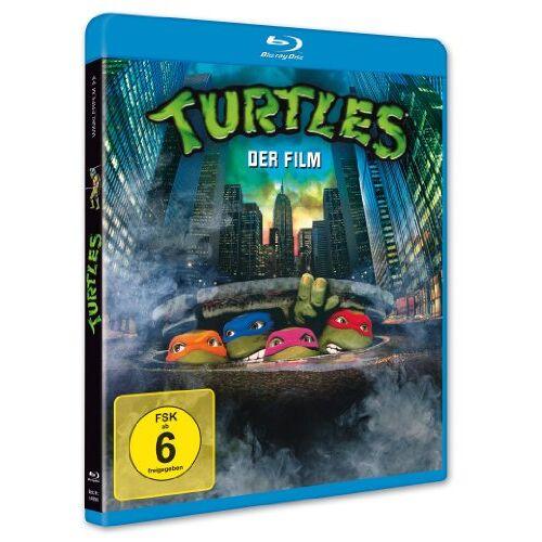 Steve Barron - Turtles [Blu-ray] - Preis vom 21.01.2020 05:59:58 h