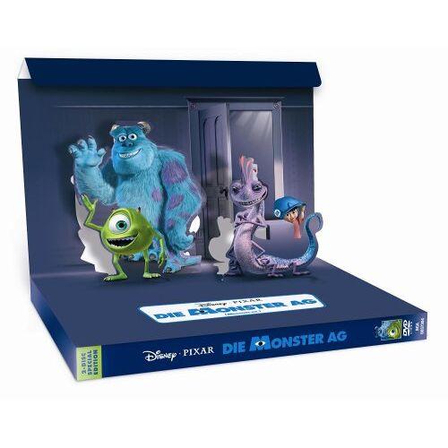 Peter Docter - Die Monster AG (3D-Pop-Up-Box) [2 DVDs] - Preis vom 10.09.2020 04:46:56 h