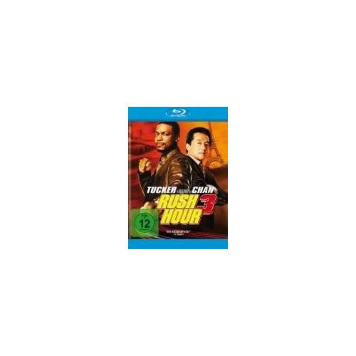 Brett Ratner - Rush Hour 3 [Blu-ray] - Preis vom 18.10.2020 04:52:00 h