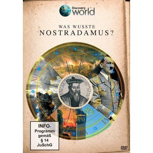 - Nostradamus - Was wusste Nostradamus wirklich? - Preis vom 20.10.2020 04:55:35 h