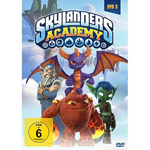- Skylanders Academy Staffel 2 - DVD 1 - Preis vom 11.04.2021 04:47:53 h