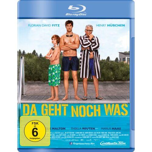 Holger Haase - Da geht noch was [Blu-ray] - Preis vom 10.04.2021 04:53:14 h