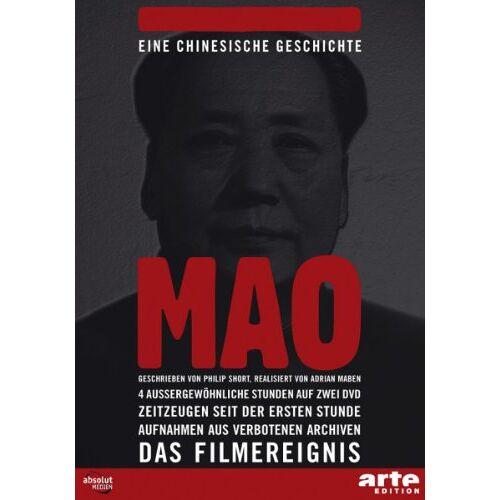 Adrian Maben - Mao - Eine chinesische Geschichte (2 DVDs) - Preis vom 14.04.2021 04:53:30 h