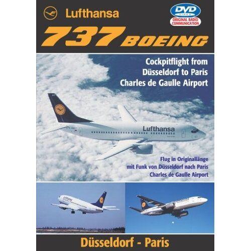 - Lufthansa 737 Boeing - Düsseldorf-Paris - Preis vom 05.05.2021 04:54:13 h
