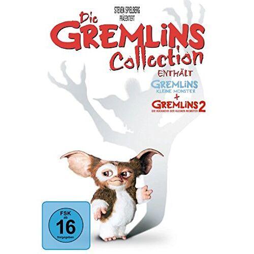 Joe Dante - Gremlins 1 & 2 [2 DVDs] - Preis vom 27.02.2021 06:04:24 h
