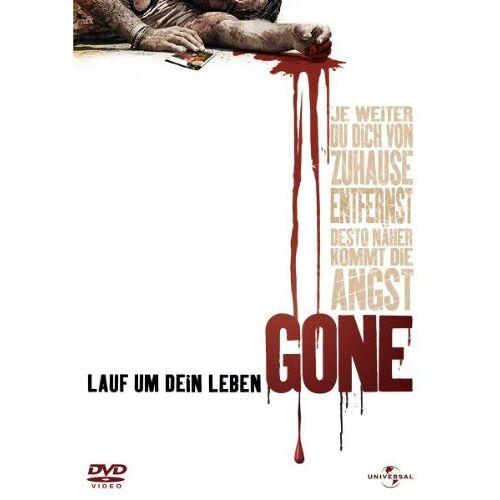 Ringan Ledwidge - Gone - Lauf um dein Leben - Preis vom 17.04.2021 04:51:59 h