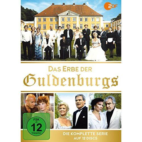 Gero Erhardt - Das Erbe der Guldenburgs - Die komplette Serie [12 DVDs] - Preis vom 18.04.2021 04:52:10 h