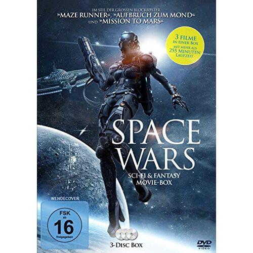 Stéphanie Joalland - Space Wars [3 DVDs] - Preis vom 03.05.2021 04:57:00 h