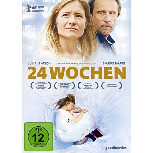 Julia Jentsch - 24 Wochen [2 DVDs] - Preis vom 20.10.2020 04:55:35 h