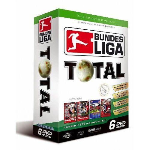 - Bundesliga - Total Box-Set [6 DVDs] - Preis vom 16.04.2021 04:54:32 h
