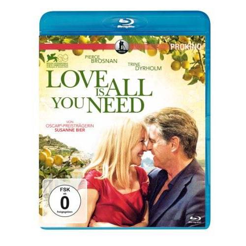 Susanne Bier - Love is All You Need [Blu-ray] - Preis vom 11.05.2021 04:49:30 h