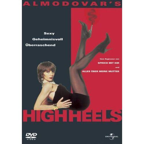Pedro Almodóvar - High Heels - Preis vom 21.04.2021 04:48:01 h