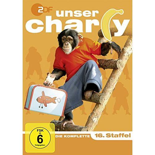 Axel Hannemann - Unser Charly - Die komplette 16. Staffel [5 DVDs] - Preis vom 20.10.2020 04:55:35 h