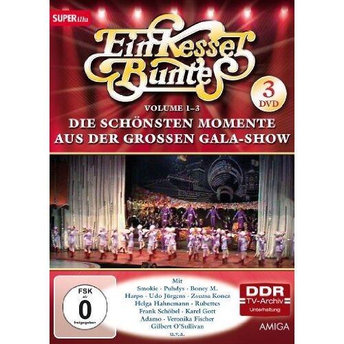 - Ein Kessel Buntes - Volume 1 - 3 [3 DVDs] - Preis vom 28.02.2021 06:03:40 h