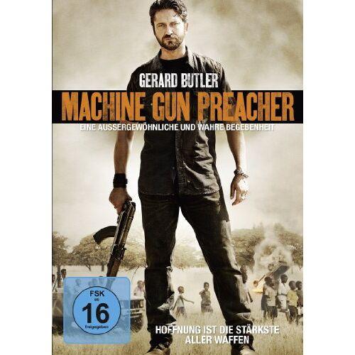 Marc Machine Gun Preacher - Preis vom 20.10.2020 04:55:35 h
