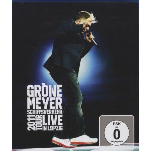 Herbert Grönemeyer - Schiffsverkehr Tour 2011/Live in Leipzig [Blu-ray] - Preis vom 20.10.2020 04:55:35 h