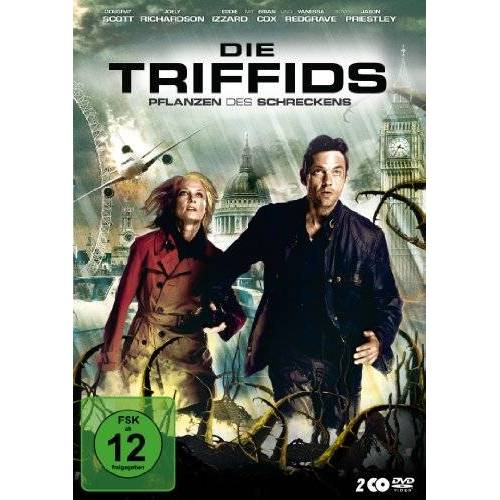 Nick Copus - Die Triffids - Pflanzen des Schreckens [2 DVDs] - Preis vom 22.02.2021 05:57:04 h