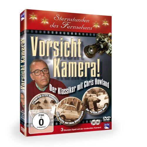 Chris Howland - Vorsicht Kamera - Der Klassiker mit Chris Howland (2 DVDs) - Preis vom 28.02.2021 06:03:40 h
