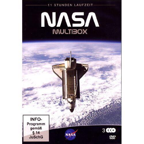 - Nasa Multibox [3 DVDs] - Preis vom 11.11.2019 06:01:23 h