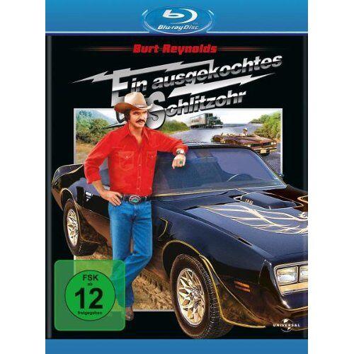 Hal Needham - Ein ausgekochtes Schlitzohr [Blu-ray] - Preis vom 10.05.2021 04:48:42 h