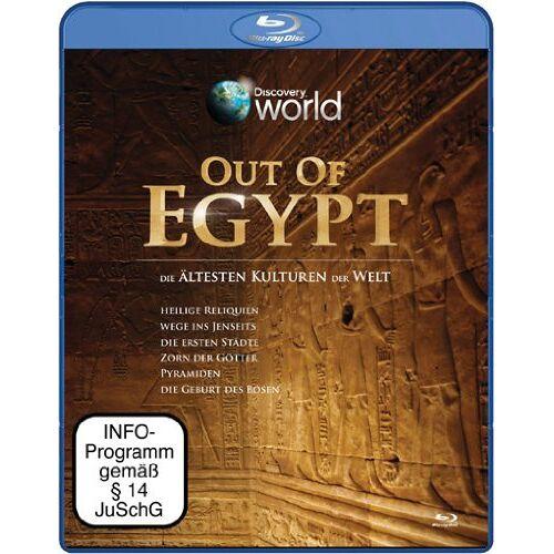 - Out of Egypt [Blu-ray] - Preis vom 18.01.2020 06:00:44 h