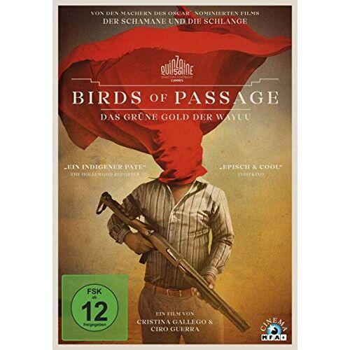 Ciro Guerra - Birds of Passage - Das grüne Gold der Wayuu - Preis vom 22.04.2021 04:50:21 h