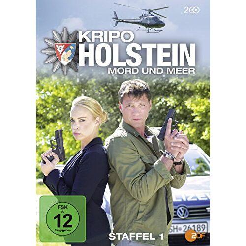 Zbynek Cerven - Kripo Holstein - Mord und Meer (Staffel 1) [2 DVDs] - Preis vom 17.04.2021 04:51:59 h