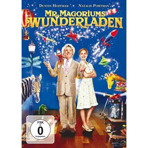 Zach Helm - Mr. Magoriums Wunderladen - Preis vom 15.05.2021 04:43:31 h