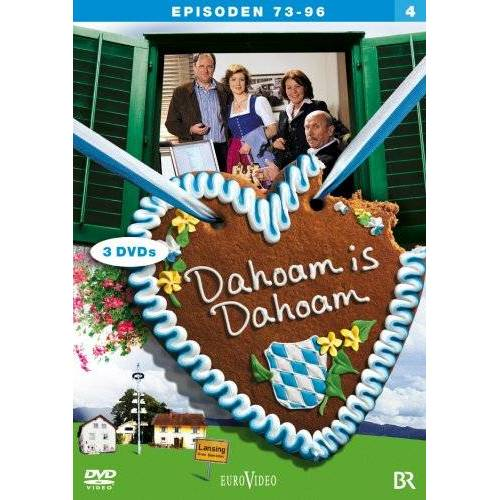 Ursula Erber - Dahoam is Dahoam - Staffel 4 (Episoden 73-96) (3 DVDs) - Preis vom 03.12.2020 05:57:36 h