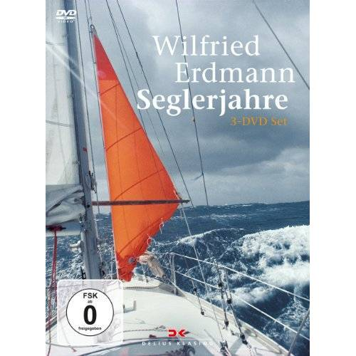 - Wilfried Erdmann - Seglerjahre [3 DVDs] - Preis vom 06.05.2021 04:54:26 h