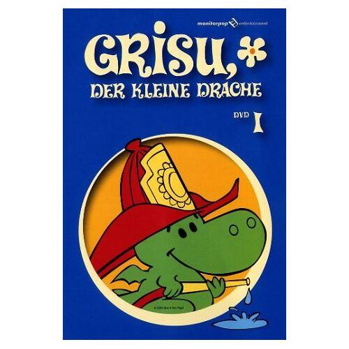 Toni Grisu, der kleine Drache, Vol. 1 - Preis vom 05.09.2020 04:49:05 h
