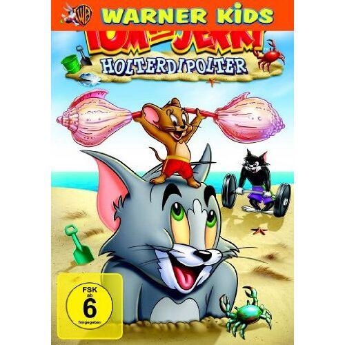 Chuck Jones - Tom und Jerry - Holterdipolter - Preis vom 16.04.2021 04:54:32 h