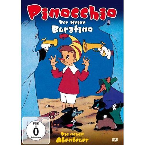 Dimitri Babichenko - Pinocchio - Der kleine Buratino - Die neuen Abenteuer - Preis vom 27.02.2021 06:04:24 h