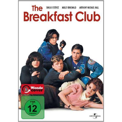 John Hughes - The Breakfast Club - Preis vom 15.04.2021 04:51:42 h