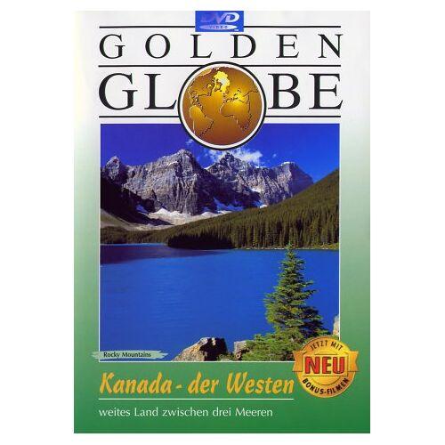 Uta Bodenstein - Kanada - Der Westen - Golden Globe - Preis vom 21.10.2020 04:49:09 h