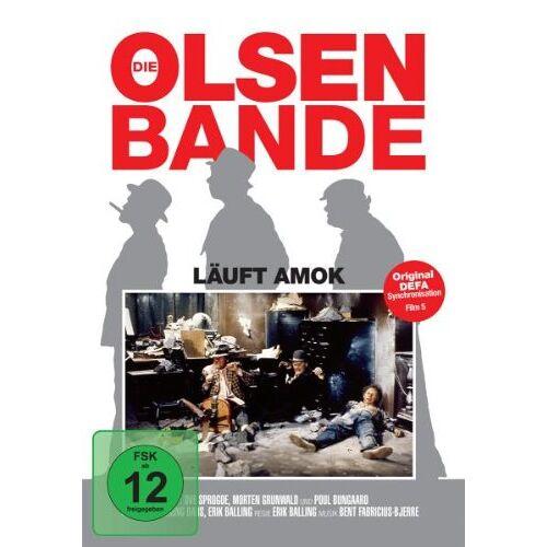 Erik Balling - Die Olsenbande läuft Amok - Preis vom 15.04.2021 04:51:42 h